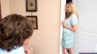 Julia Ann in 'and Tyler Nixon in My Friends Hot Mom'