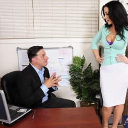 Jayden Jaymes in 'Naughty America' and Anthony Rosano in Naughty Office (Thumbnail 2)