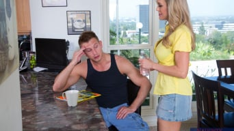 Brandi Love in 'and Bill Bailey in My Friends Hot Mom'