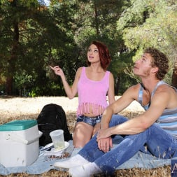 Jessica Robbin in 'Naughty America' and Michael Vegas in American Daydreams (Thumbnail 1)