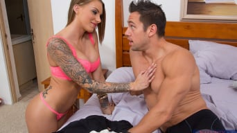 Juelz Ventura in 'and Johnny Castle in My Girl Loves Anal'