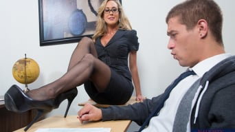 Brandi Love in 'and Xander Corvus in My First Sex Teacher'