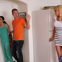 Mikki Lynn in 'Naughty America'  and Jessy Jones  in Seduced by a cougar (Thumbnail 12)