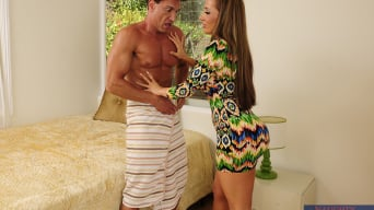 Richelle Ryan in 'and Marco Banderas in I Have a Wife'