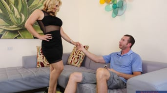 Sarah Vandella in 'and Jordan Ash in I Have a Wife'
