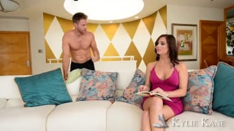Kylie Kane in 'and Levi Cash in My Dad's Hot Girlfriend'