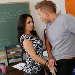 Holly West in 'Naughty America' and Bill Bailey in My First Sex Teacher (Thumbnail 3)
