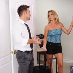 Brenda James in 'Naughty America' and Johnny Castle in Seduced by a cougar (Thumbnail 1)
