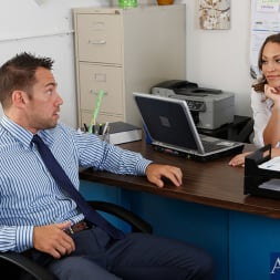 Lily Love in 'Naughty America' and Johnny Castle in Naughty Office (Thumbnail 2)