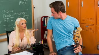Summer Brielle in 'and Van Wylde in My First Sex Teacher'