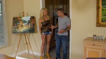 Erica Lauren in 'and Mr. Pete in Seduced by a cougar'