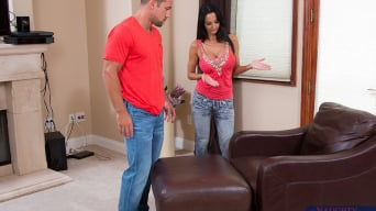 Ava Addams In 'and Johnny Castle in I Have a Wife'