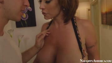 Eva Notty and Danny Wylde in My Friends Hot Mom