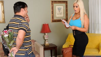 Bridgette B in 'Bridgette B. and Anthony Rosano in My First Sex Teacher'