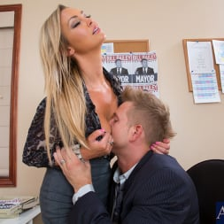 Abbey Brooks in 'Naughty America' and Bill Bailey in Naughty Office (Thumbnail 4)