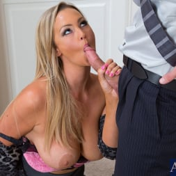 Abbey Brooks in 'Naughty America' and Bill Bailey in Naughty Office (Thumbnail 12)