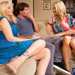 Emma Starr in 'Naughty America' Emma Starr, Julia Ann and Tyler Nixon in Seduced by a cougar (Thumbnail 1)