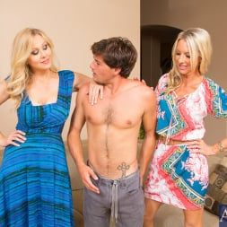 Emma Starr in 'Naughty America' Emma Starr, Julia Ann and Tyler Nixon in Seduced by a cougar (Thumbnail 2)