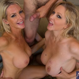 Emma Starr in 'Naughty America' Emma Starr, Julia Ann and Tyler Nixon in Seduced by a cougar (Thumbnail 11)