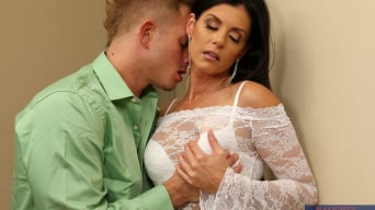 India Summer in 'and Bill Bailey in Seduced by a cougar'