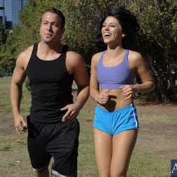 Adriana Chechik in 'Naughty America' and Chad White in Naughty Athletics (Thumbnail 1)