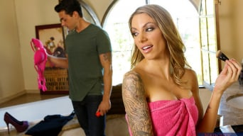 Juelz Ventura in 'and Ryan Driller in My Dad's Hot Girlfriend'