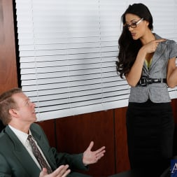 Lyla Storm in 'Naughty America' and Mark Wood in Naughty Office (Thumbnail 1)