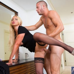 Nikki Benz in 'Naughty America' and Danny Mountain in My Wife's Hot Friend (Thumbnail 12)