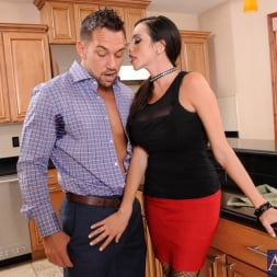 Ariella Ferrera in 'Naughty America' and Johnny Castle in Latin Adultery (Thumbnail 1)