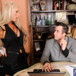 Lolly Ink in 'Naughty America'  and Billy Glide in Naughty Office (Thumbnail 1)