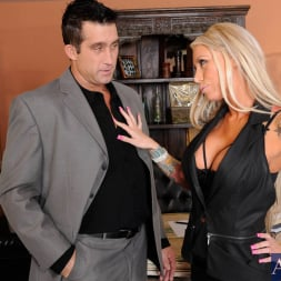 Lolly Ink in 'Naughty America'  and Billy Glide in Naughty Office (Thumbnail 2)