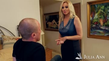 Julia Ann and Jessy Jones  in My Friends Hot Mom