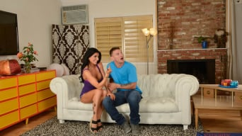 Missy Martinez in 'Missy Martinez, Romi Rain and Mr. Pete in My Girlfriend's Busty Friend'