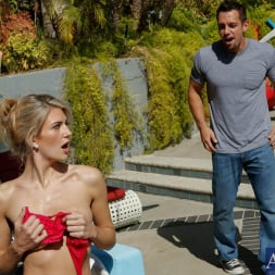Amanda Tate in 'Naughty America' and Johnny Castle in My Friend's Hot Girl (Thumbnail 3)
