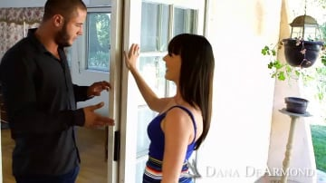 Dana DeArmond and Danny Mountain in I Have a Wife