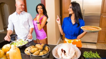 Ava Addams in 'Ava Addams, Romi Rain and Johnny Sins in My Friends Hot Mom'