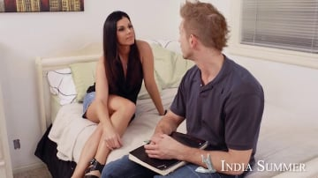 India Summer and Bill Bailey in Seduced by a cougar