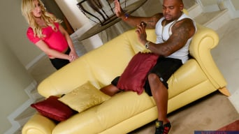 Amy Brooke in 'and Rico Strong in My Wife's Hot Friend'
