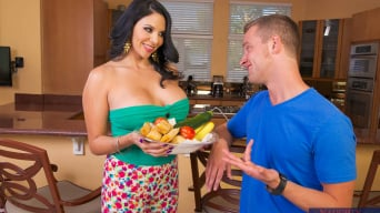 Missy Martinez in 'and Van Wylde in Latin Adultery'