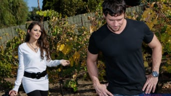 Allie Haze in 'and Preston Parker in My Dad's Hot Girlfriend'