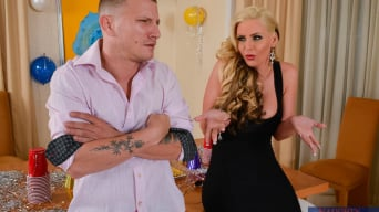 Phoenix Marie in 'Phoenix Marie, Sienna Day and Mr. Pete in 2 Chicks Same Time'