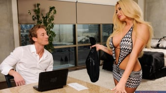 Summer Brielle in 'and Ryan Mclane in My Friend's Hot Girl'