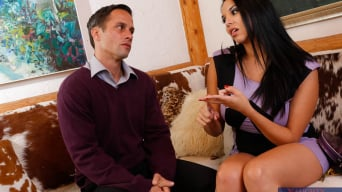 Missy Martinez in 'and Alan Stafford in My Wife's Hot Friend'