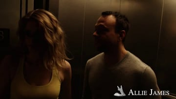 Allie James and Kurt Lockwood in Neighbor Affair
