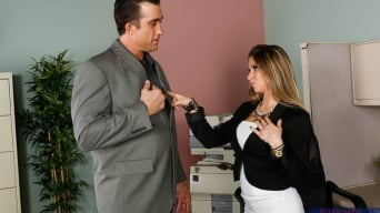 Rachel Roxxx in 'and Billy Glide in Naughty Office'