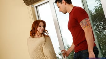 Penny Pax in 'and Ryan Driller in I Have a Wife'