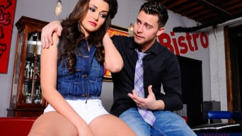 Allie Haze in 'and Seth Gamble in My Sisters Hot Friend'