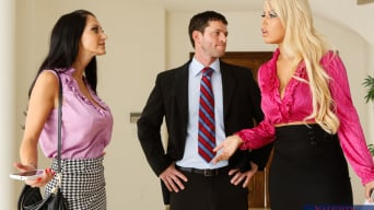 Ava Addams in 'Naughty Office'