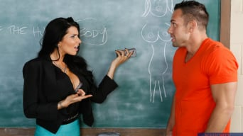 Romi Rain en 'in My First Sex Teacher'