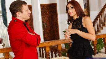 Jasmine Caro in 'in Latin Adultery'